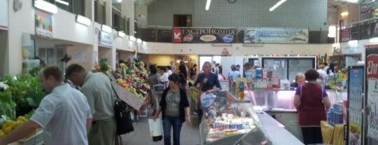 Кунцевский рынок is one of Lugares favoritos de Мария.