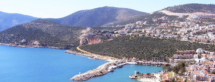Kalkan is one of Check-in 5.
