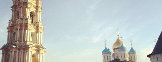 Православные церкви на Таганке