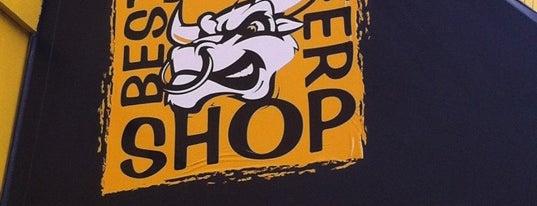Best Damn Beer Shop is one of Hidden San Diego.