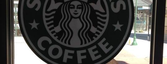 Starbucks is one of Locais curtidos por Stephen.
