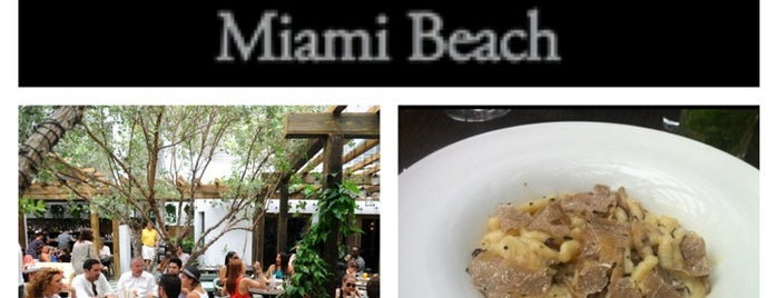 Cecconi's Miami Beach is one of Miami.
