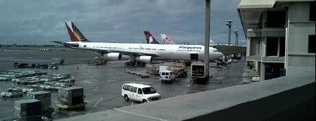 대니얼 K. 이노우에 국제공항 (HNL) is one of International Airport Lists (2).