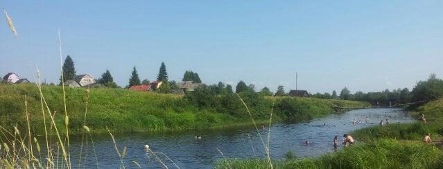 Река Тигода is one of Orte, die ИЗБА gefallen.