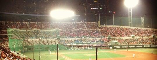 Mokdong Baseball Stadium is one of 韓国番組・MV等ロケ地(別途リストになっているものを除く).