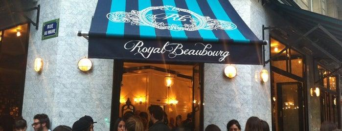 Le Royal Beaubourg is one of Orte, die Artem gefallen.