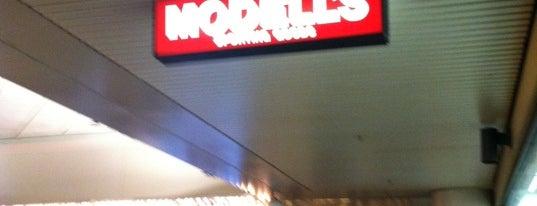 Modell's Sporting Goods is one of Phila Lemon Run.