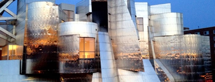 Frederick R. Weisman Art Museum is one of Minneapolis, MN.