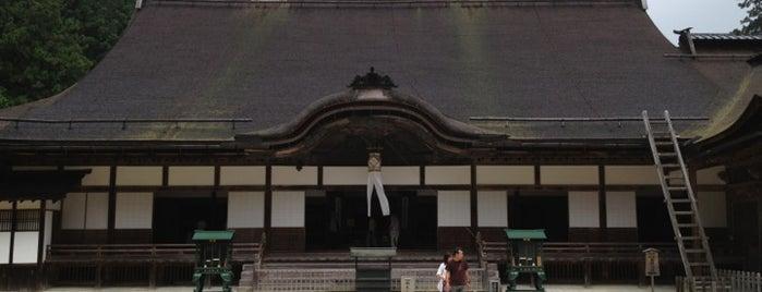 高野山 金剛峯寺 is one of World heritage - KOYASAN.