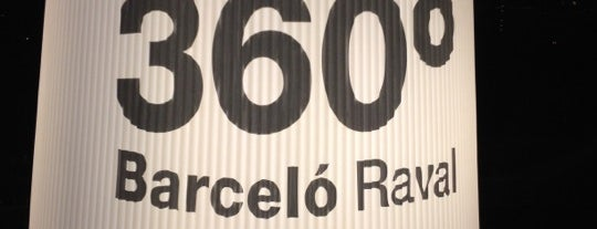 Hotel Barceló Raval is one of Barcelona.