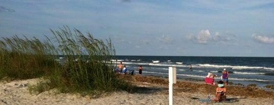 Folly Field Beach is one of Hilton Head & Savannah.