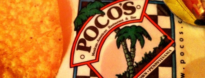 Poco's Mexican-American Restaurant, Bar & Comedy Cabaret is one of Places I have gone.
