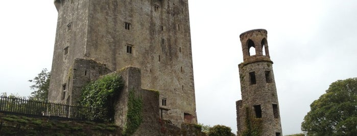 Blarney Castle is one of Mark's list of Ireland.