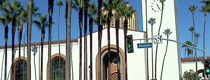 Union Station is one of ท่องเที่ยว Los Angeles, CA.