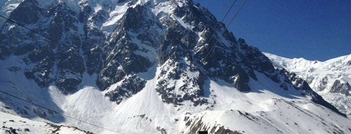 Chamonix-Mont-Blanc is one of Best Ski Areas.