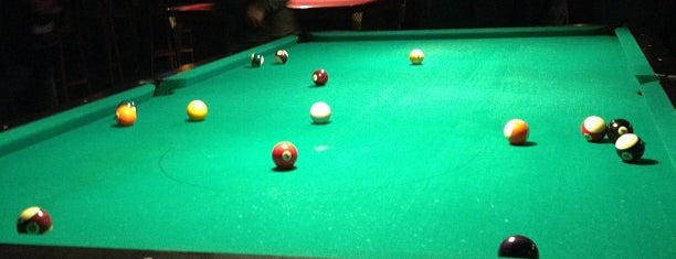 Bovary Snooker Pub is one of Lieux qui ont plu à Micael Helias.