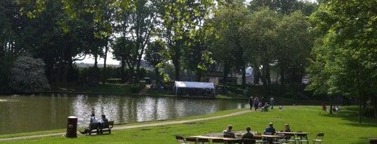 Hanssenspark is one of Lieux qui ont plu à Elien.