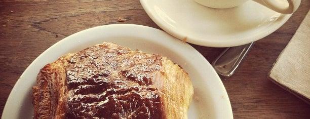 Tartine Bakery is one of Jordan & Liz in SF.