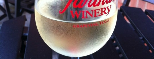 Farina's Winery & Cafe is one of TEXAS.