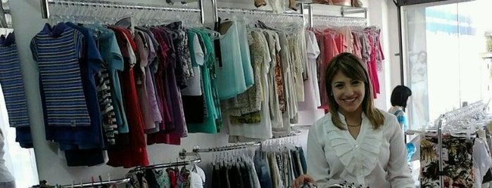 Loja Ana Telles Confecções E Calçados is one of Locais salvos de Paula.
