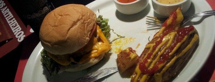 Poddium Steak & Burger is one of Larica SP..