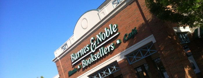 Barnes & Noble is one of Posti che sono piaciuti a Kaili.