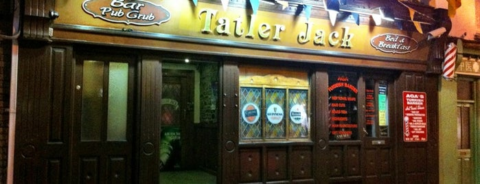Tatler Jack is one of Killarney.