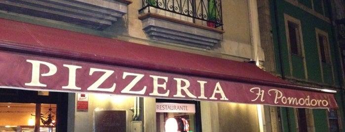 Pizzeria Pomodoro is one of Gijon.