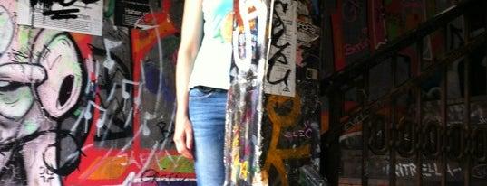 Tacheles is one of StorefrontSticker #4sqCities: Berlin.