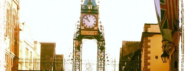 Eastgate Clock is one of Tempat yang Disukai Carl.