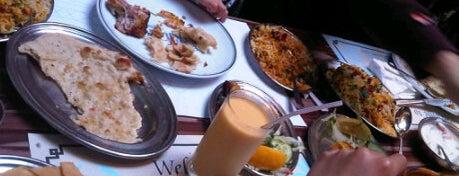 Khan's Restaurant is one of Holger's favorite spots in London.