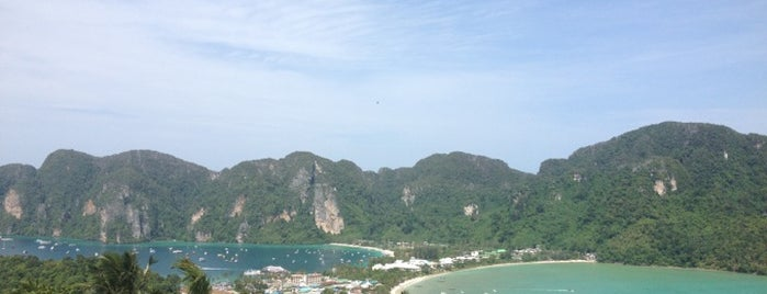 Phi Phi Viewpoint 2 is one of Tiziana 님이 저장한 장소.