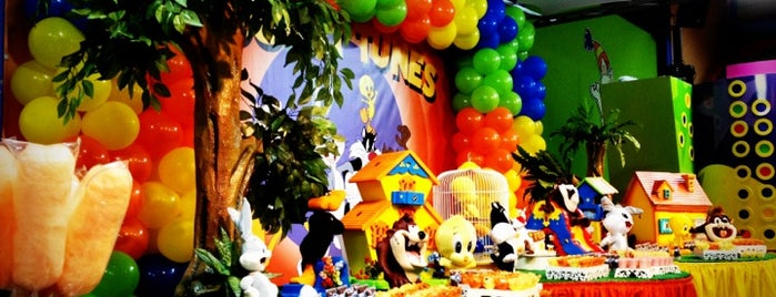 Kifulia Festas Infantis is one of Locais curtidos por Jacson.
