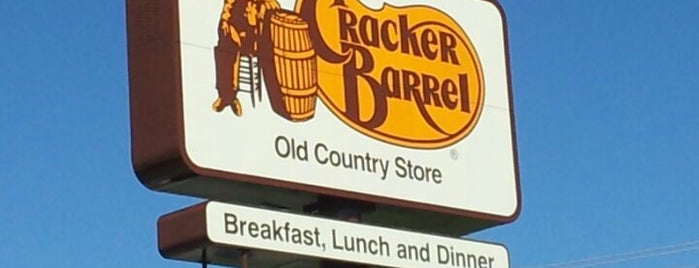Cracker Barrel Old Country Store is one of Austin.