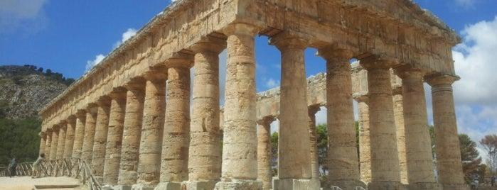 Tempio Di Segesta is one of Sicily.