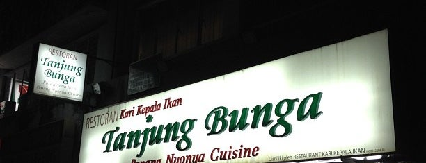 Restoran Tanjung Bunga is one of Eateries in Selangor & KL.