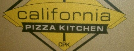 California Pizza Kitchen is one of Charles : понравившиеся места.
