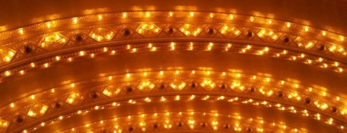 Auditorium Theatre is one of 101 places to see in Chicago before you die.