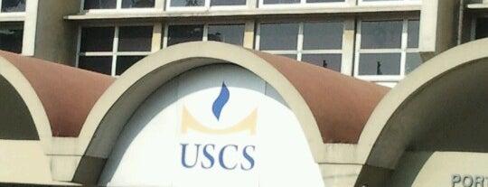 USCS - Universidade Municipal de São Caetano do Sul is one of Dia a dia.