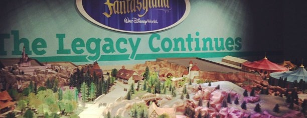 Walt Disney Presents is one of Walt Disney World.