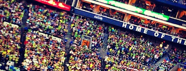 CenturyLink Field is one of NFL stadiums.
