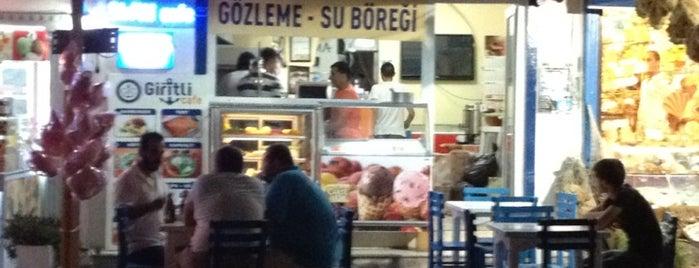 Giritli Cafe is one of www.bodrumania.com.