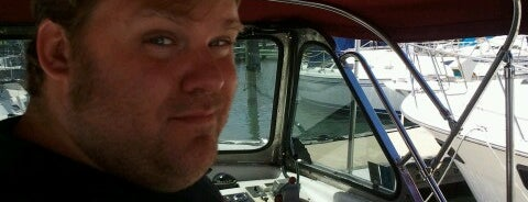 Naval Station Norfolk Marina & Sailing Center is one of Going Traveling!.