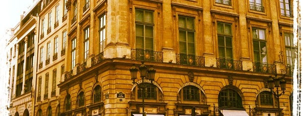 Hôtel Le Meurice is one of Gabriele d'Annunzio -  #ilVate4sq.