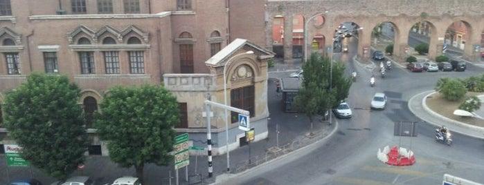 Piazza Lodi is one of Locais curtidos por Daniele.