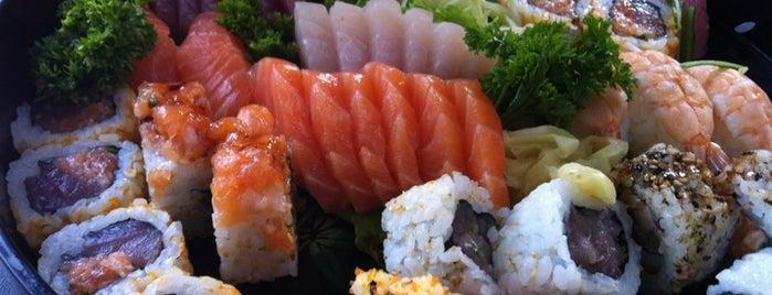 Hanoo is one of Henri's TOP Japanese Food.
