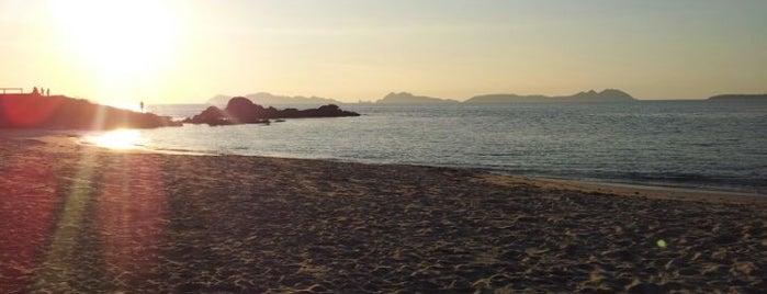Praia da Fonte is one of Vigo Summer.