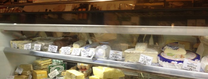 Village Gourmet Cheese Shoppe is one of The Hamptons.