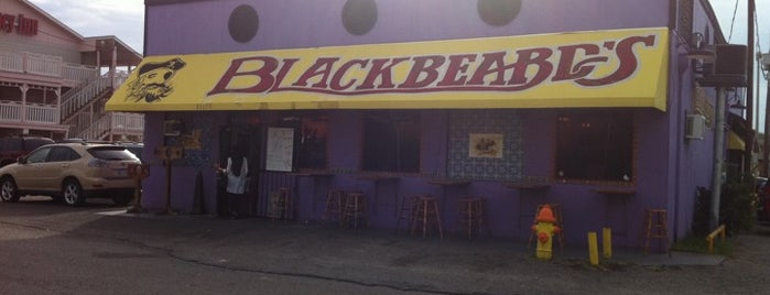 Blackbeard's is one of Miles List.