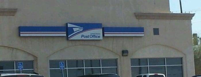 Post Office is one of Elana : понравившиеся места.